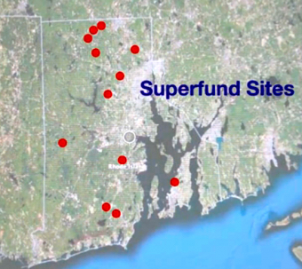 Brown University Superfund … Thumbnail