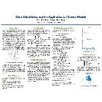 Thumbnail for Data Assimilation and …