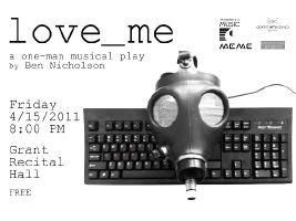 Thumbnail for love_me: <small> poster …