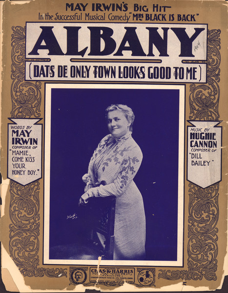 Thumbnail for Albany, or, Dat's ...