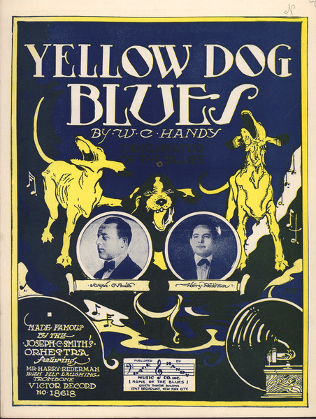 Thumbnail for The yellow dog ...