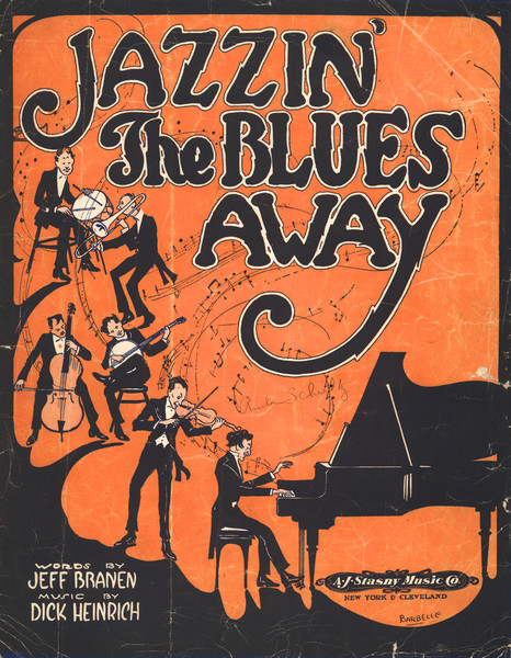 Thumbnail for Jazzin' the blues ...