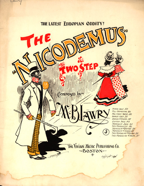 "Thumbnail for The ""Nicodemus"" two step"