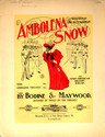 Thumbnail for Ambolena Snow:: <small> ...