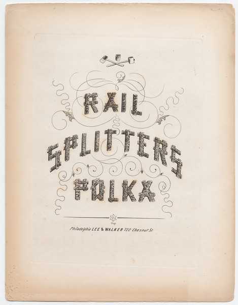 Thumbnail for Rail splitter's polka