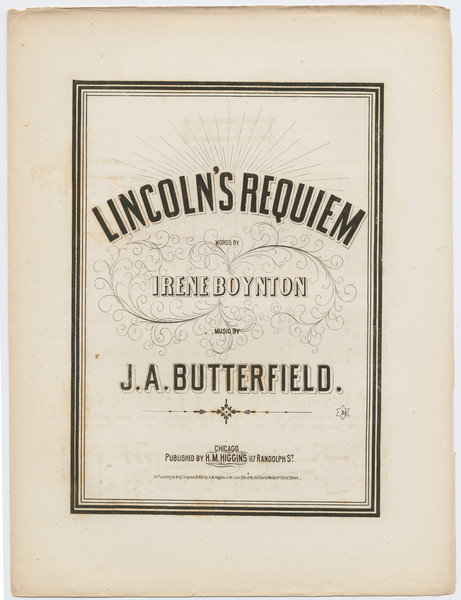 Thumbnail for Lincoln's requiem