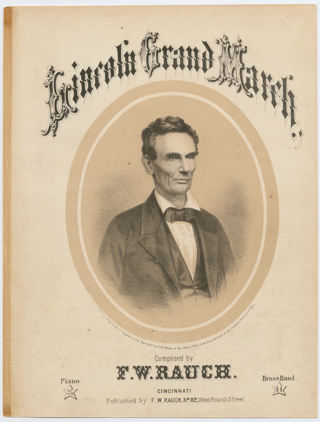 Thumbnail for Lincoln's grand march