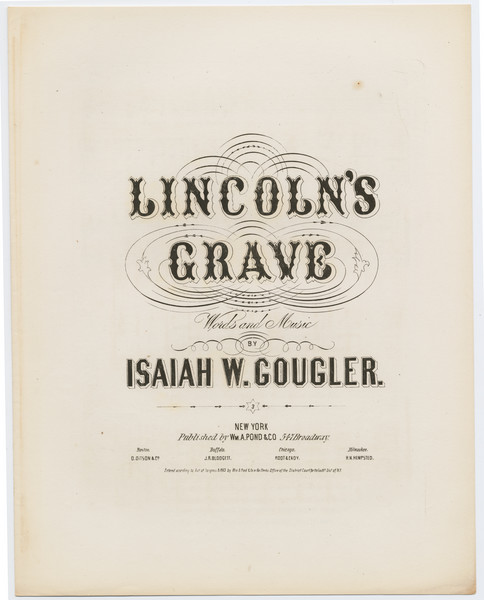 Thumbnail for Lincoln's grave