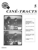 Thumbnail for Ciné-tracts <small> 5, ...