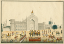 Thumbnail for Lucknow: the Imambara ...