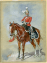Thumbnail for Berkshire Yeomanry, 1896