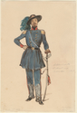Thumbnail for Adolphe Cosetto, Lieutenant …