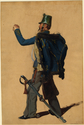 Thumbnail for Austrian hussar, c. ...