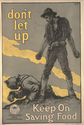Thumbnail for Don't let up: ...