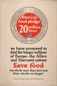 Thumbnail for America's food pledge, ...