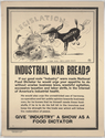 Thumbnail for Industrial war bread?