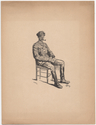 Thumbnail for Seated British officer