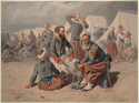 Thumbnail for Zouaves in camp