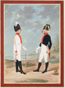 Thumbnail for Prussian uniforms, c. …