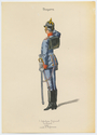 Thumbnail for 1. Infanterie-Regiment. Leutnant. ...