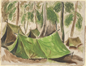 Thumbnail for Tents in the …
