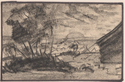Thumbnail for Island landscape sketch