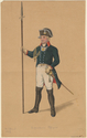 Thumbnail for Russland 1799. Infanterie …