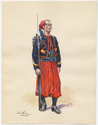 Thumbnail for Zouaves 1914