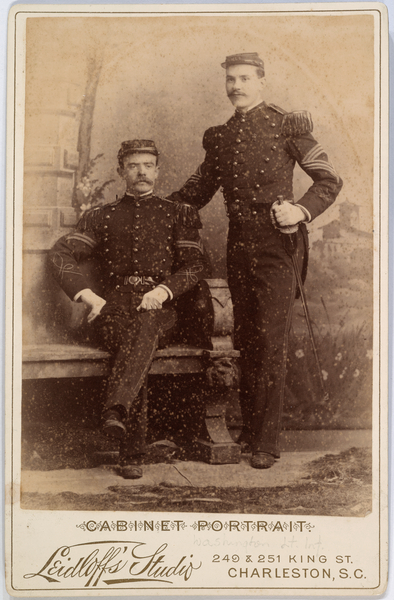 Thumbnail for Two officers of ...