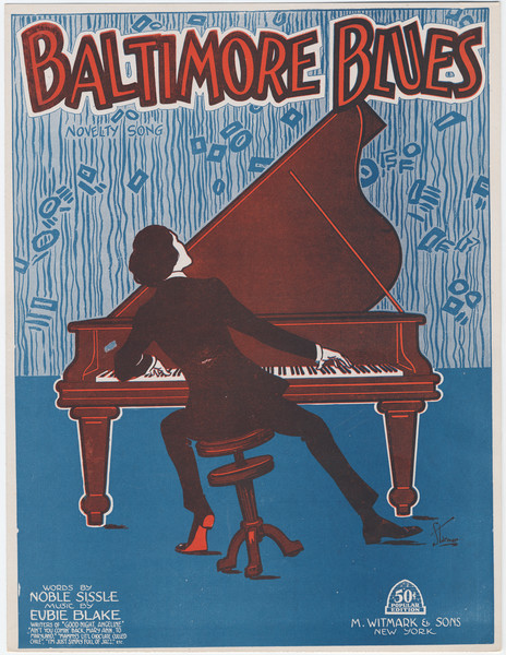 Thumbnail for Baltimore blues: <small> ...