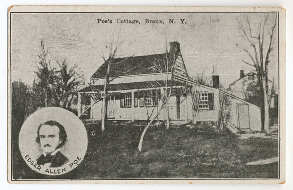 Thumbnail for Poe's cottage, Bronx, ...