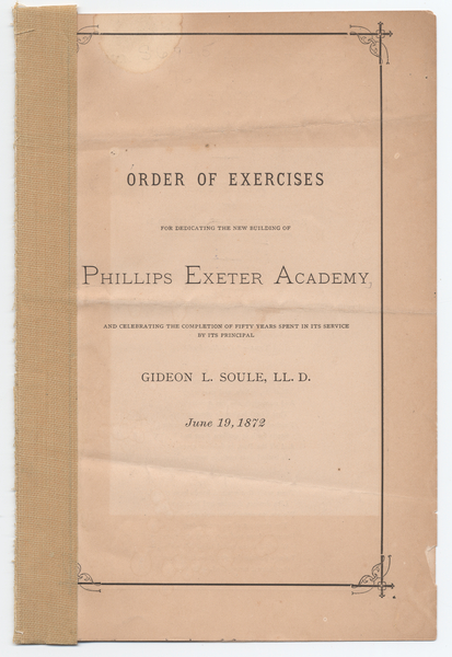 Thumbnail for Order of exercises ...