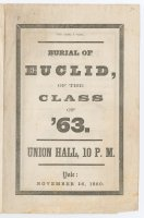 Thumbnail for Burial of Euclid, ...