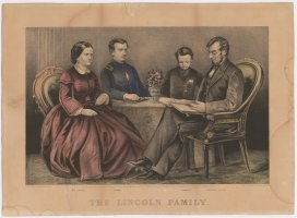 Thumbnail for The Lincoln family