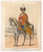 Thumbnail for (Officier) Circassien de ...
