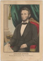 Thumbnail for Abraham Lincoln, sixteenth ...