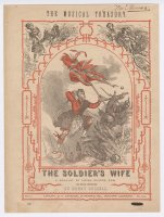 Thumbnail for The soldier's wife: …