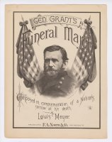 Thumbnail for Gen. Grant's funeral …