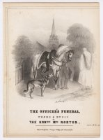 Thumbnail for The officer's funeral