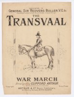 Thumbnail for The Transvaal war march