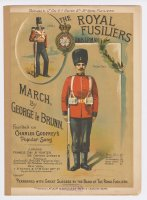 Thumbnail for The Royal Fusiliers …