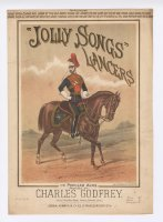 "Thumbnail for ""Jolly songs"" lancers"