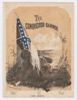 Thumbnail for The conquered banner: ...