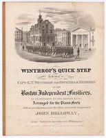 Thumbnail for Winthrop's quick step: …