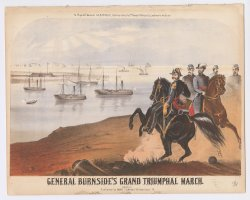Thumbnail for General Burnside's grand ...
