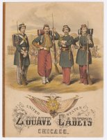Thumbnail for Zouave Cadets quickstep: ...