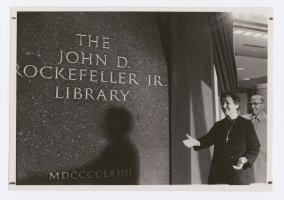 Thumbnail for *Mrs. Rockefeller and ...