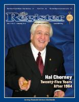 "Thumbnail for ""Register Interview--Hal Chorney: ..."