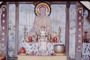Thumbnail for Buddist Temple altar ...