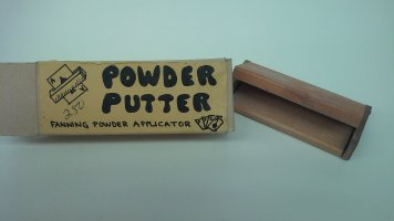 Thumbnail for Powder Putter; Fanning ...